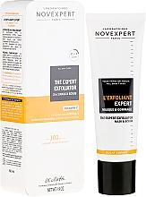 Parfums et Produits cosmétiques Masque-gommage pour visage - Novexpert Vitamin C The Expert Exfoliator Mask & Scrub