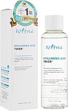 Parfums et Produits cosmétiques Lotion tonique à l'acide hyaluronique - IsNtree Hyaluronic Acid Toner