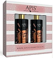 Parfums et Produits cosmétiques Apil Professional Olimp Fire - Set (huile pour corps/300 + crème pour mains/300ml)