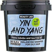 Parfums et Produits cosmétiques Shampooing à l'huile d'arbre à thé - Beauty Jar Shampoo For Oily Hair