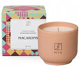 Parfums et Produits cosmétiques Bougie de soja, Macarons - Mys Macarons Candle