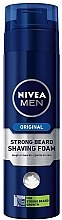 Parfums et Produits cosmétiques Mousse à raser - Nivea For Men Strong Beard Shaving Foam