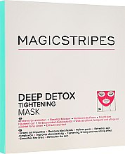 Parfums et Produits cosmétiques Masque détoxifiant pour visage - Magicstripes Deep Detox Tightening Mask