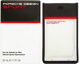 Parfums et Produits cosmétiques Porsche Design Sport - Eau de Toilette