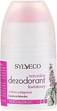 Parfums et Produits cosmétiques Déodorant floral hypoallergénique - Sylveco