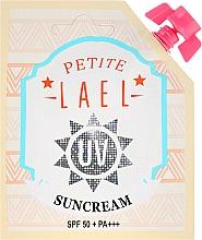 Parfums et Produits cosmétiques Crème solaire à l'extrait d'aloe vera - Petite Lael UV Sun Cream SPF50+/PA+++ (mini)
