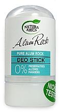 Parfums et Produits cosmétiques Déodorant stick pierre d'alun - Natura Amica Deodorant Pure Alum Rock