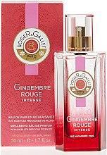 Parfums et Produits cosmétiques Roger & Gallet Gingembre Rouge Intense - Eau de Parfum