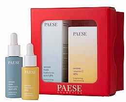 Parfums et Produits cosmétiques Paese Selflove Set I - Coffret (sérum pour visage/15ml + sérum pour visage/30ml)