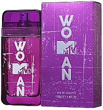 Parfums et Produits cosmétiques MTV Perfumes MTV Woman - Eau de Toilette