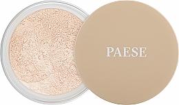 Parfums et Produits cosmétiques Poudre libre pour visage - Paese Puder HD