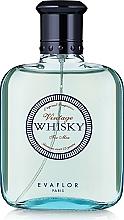 Parfums et Produits cosmétiques Evaflor Whisky Vintage - Eau de Toilette
