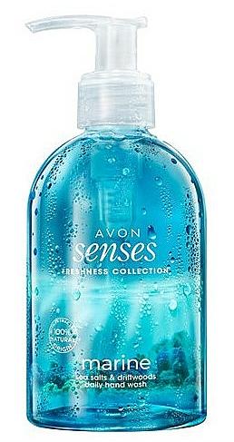Savon liquide - Avon Senses Marine — Photo N1
