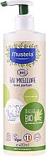 Parfums et Produits cosmétiques Eau micellaire bio à l'huile d'olive pour visage - Mustela Bio Micellar Water