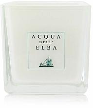 Parfums et Produits cosmétiques Bougie parfumée en verre - Acqua Dell'Elba Profumi Del Monte Capanne Scented Candle