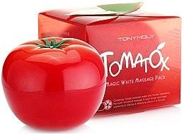 Parfums et Produits cosmétiques Masque à l'extrait de tomate pour visage - Tony Moly Tomatox Magic White Massage Pack