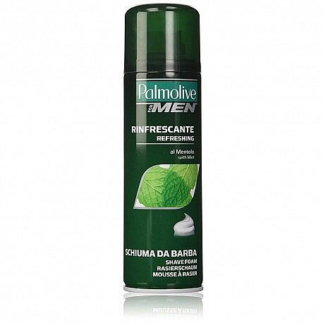 Mousse à raser à la menthe - Palmolive Shaving Foam Menthol