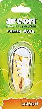 Parfums et Produits cosmétiques Désodorisant pour voiture - Areon Fresh Wave Lemon