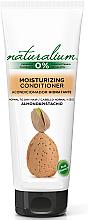 Parfums et Produits cosmétiques Après-shampooing hydratant pour cheveux normaux et secs, amande et pistache - Naturalium Conditioner Almond and Pistachio