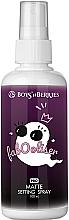 Parfums et Produits cosmétiques Spray fixateur de maquillage, mat - Boys'n Berries Fabooliser Pro Matte Setting Spray