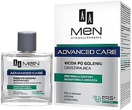 Parfums et Produits cosmétiques Lotion après-rasage sans alcool - AA Men Advanced Care After Shave Lotion Refreshing