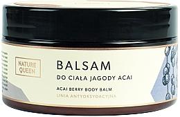 Parfums et Produits cosmétiques Baume aux baies d'açaï pour corps - Nature Queen Body Balm