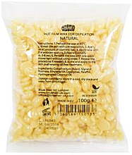 Parfums et Produits cosmétiques Cire à épiler en grains - Ronney Hot Film Wax Natural