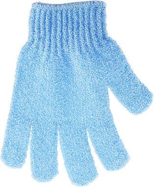 Gant de bain 30178, bleu - Top Choice