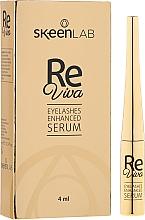 Parfums et Produits cosmétiques Sérum pour la pousse des cils - Skeenlab ReViva Eyelash Enhanced Serum