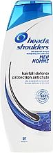Parfums et Produits cosmétiques Shampooing anti-pelliculaire - Head & Shoulders Hairfall Defense Shampoo