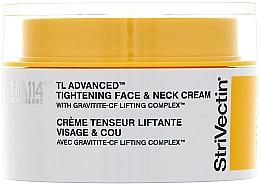 Parfums et Produits cosmétiques Crème de tension à l'extrait de racines de gingembre pour visage et cou - StriVectin Tl Advanced Tightening Face And Neck Cream
