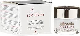 Parfums et Produits cosmétiques Masque cellulaire pour visage, recharge anti-rides - Skincode Exclusive Cellular Recharge Age-Renewing Mask