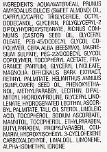 Crème-fluide à l'huile d'amande douce contour des yeux - Klapp Collagen CSIII Eye Zone Cream Fluid — Photo N4