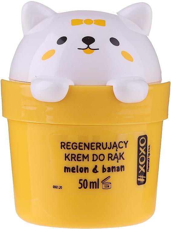 Crème régénérante pour mains Melon et Banane - Venus Regenerating Hand Cream