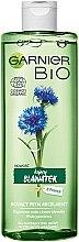 Parfums et Produits cosmétiques Eau micellaire apaisante au bleuet - Garnier Bio Soothing Cornflower Micellar Water