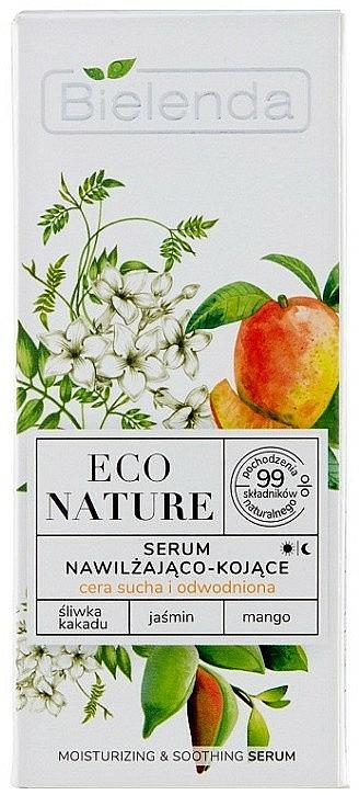 Sérum pour visage - Bielenda Eco Nature Kakadu Plum, Jasmine and Mango