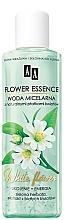 Parfums et Produits cosmétiques Eau micellaire aux fleurs blanches pour visage - AA Flower Essence Micellar Water