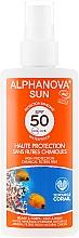 Parfums et Produits cosmétiques Crème solaire visage SPF 50+ - Alphanova Sun Protection Spray SPF 50
