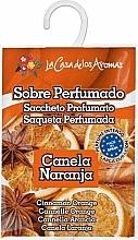 Parfums et Produits cosmétiques Sachet parfumé, Orange et Cannelle - La Casa de Los Aromas Scented Sachet