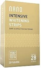 Parfums et Produits cosmétiques Bandes blanchissantes pour dents - WhiteWash Nano Intensive Whitening Strips