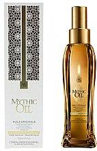 Parfums et Produits cosmétiques Huile d'argan originale pour cheveux - L'Oreal Professionnel Mythic Oil Original Oil