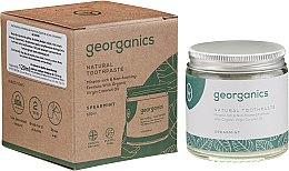 Parfums et Produits cosmétiques Dentifrice naturel à la menthe verte - Georganics Spearmint Natural Toothpaste