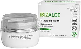 Parfums et Produits cosmétiques Crème détoxifiante aux algues rouges pour visage - Ibizaloe Eye Contour Cream