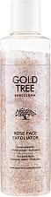 Parfums et Produits cosmétiques Exfoliant à la rose pour visage - Gold Tree Barcelona Rose Face Exfoliation