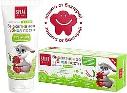 Parfums et Produits cosmétiques Dentifrice à la fraise et cerise - SPLAT Kids