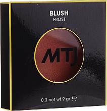 Parfums et Produits cosmétiques Blush - MTJ Cosmetics Frost Blush