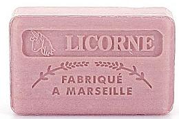 Parfums et Produits cosmétiques Savon végétal de Marseille, Licorne - Foufour Savonnette Marseillaise Licorne