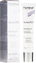 Parfums et Produits cosmétiques Émulsion de jour correctrice anti-rides pour le visage - Noreva Laboratoires Alpha KM Emulsion De Jour
