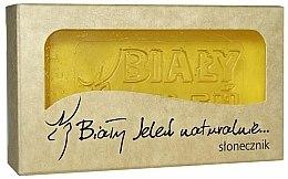 Parfums et Produits cosmétiques Savon naturel hypoallergénique au tournesol - Bialy Jelen Hypoallergenic Soap Extract Sunflower