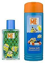 Parfums et Produits cosmétiques Corsair Despicable me - Set pour enfants (eau de toilette/75ml + bain moussant/150ml)